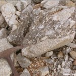 Crocker Original - Mineralised Breccia