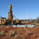 RC Drilling at Mt Harcus