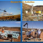 Recent Field Activities at Crocker Well