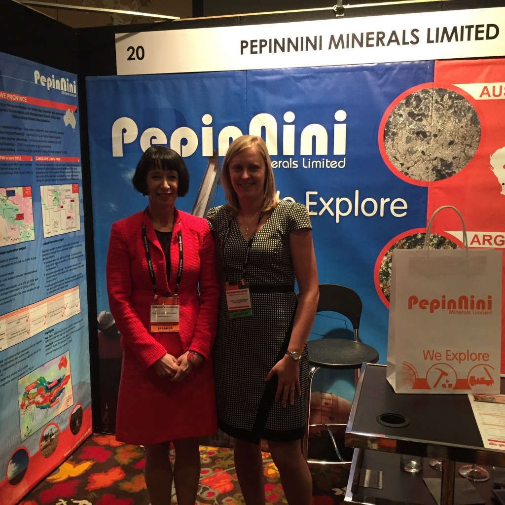 PNN Booth at RIU Conference Melb